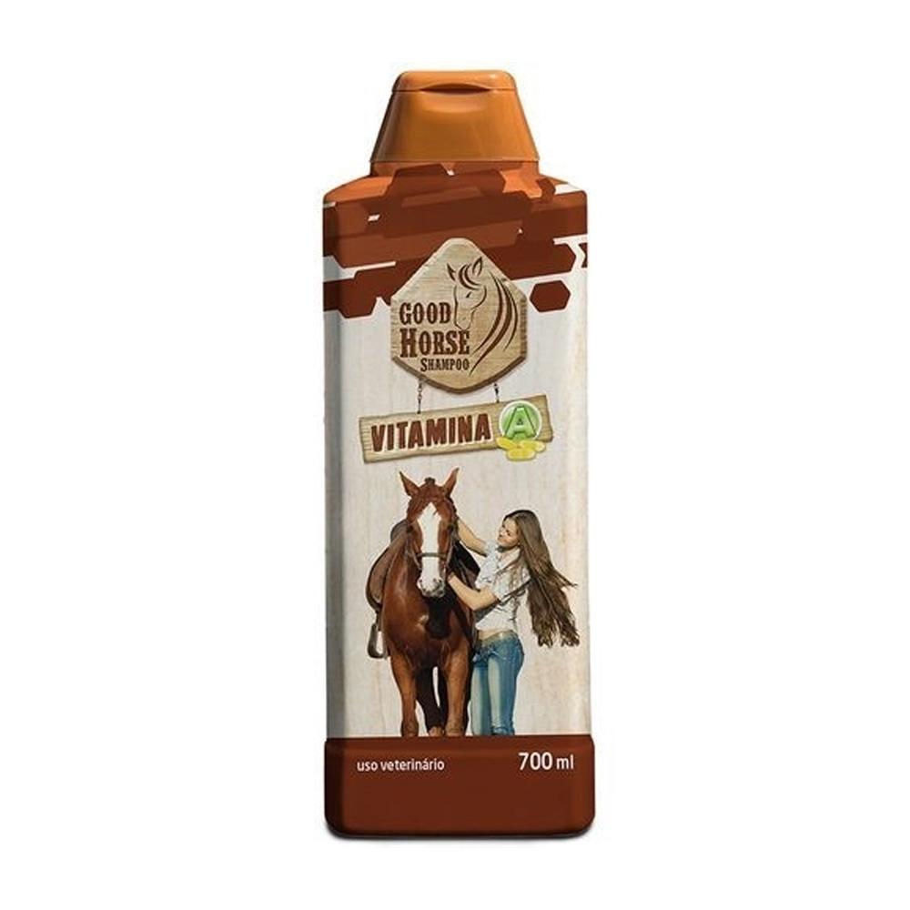 SHAMPOO GOOD HORSE VITAMINA A 750ML