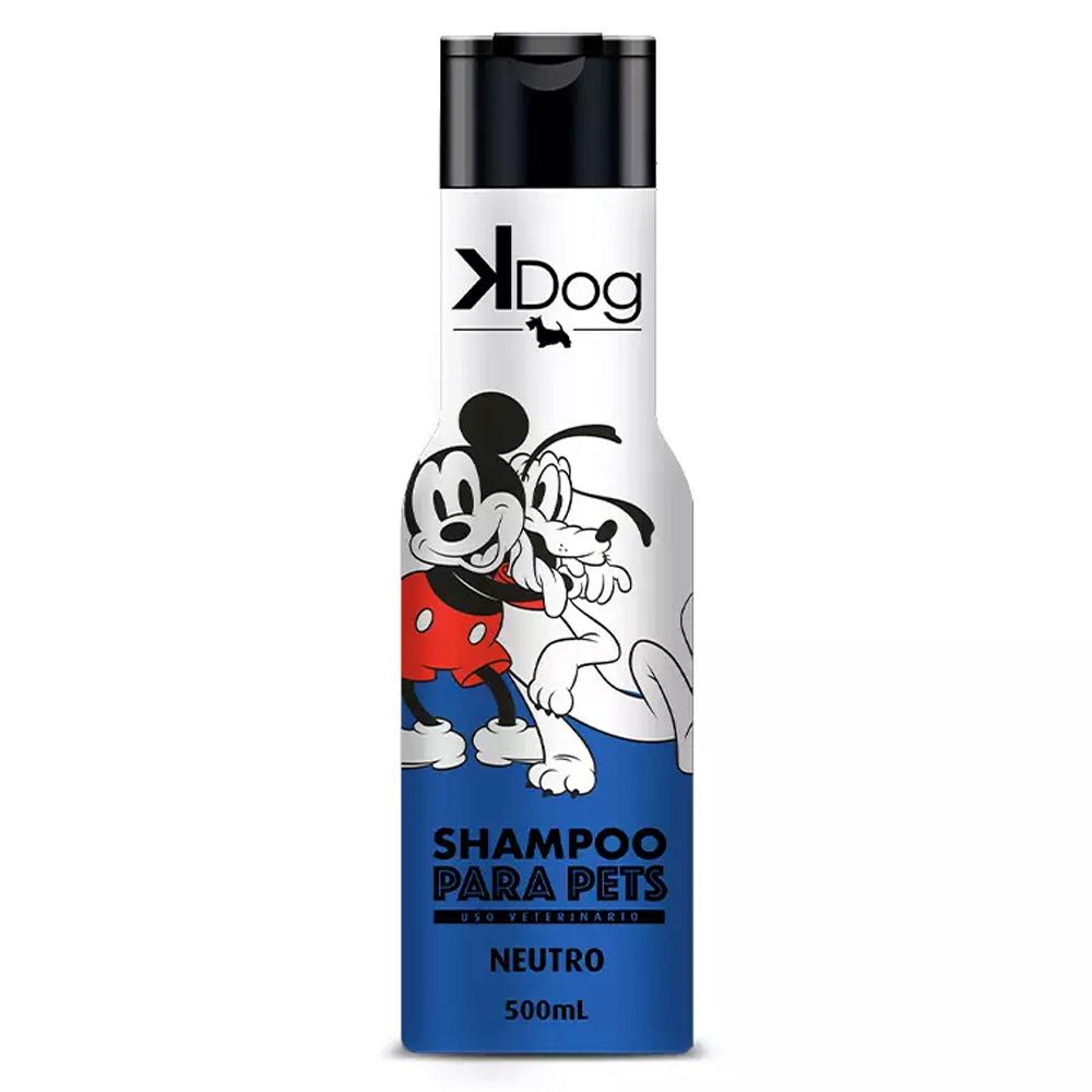 SHAMPOO K-DOG NEUTRO 500ML