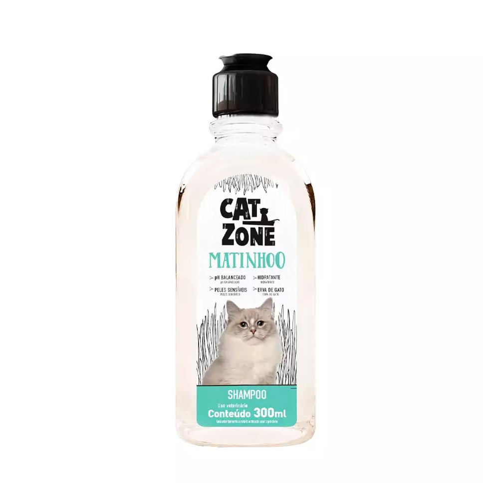 SHAMPOO MATINHO CAT ZONE 300ML