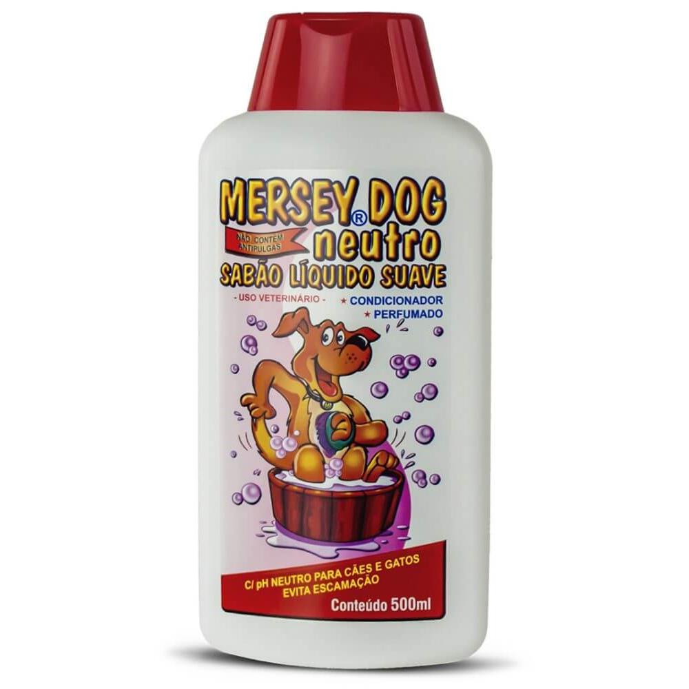 SHAMPOO MERSEY NEUTRO 500ML