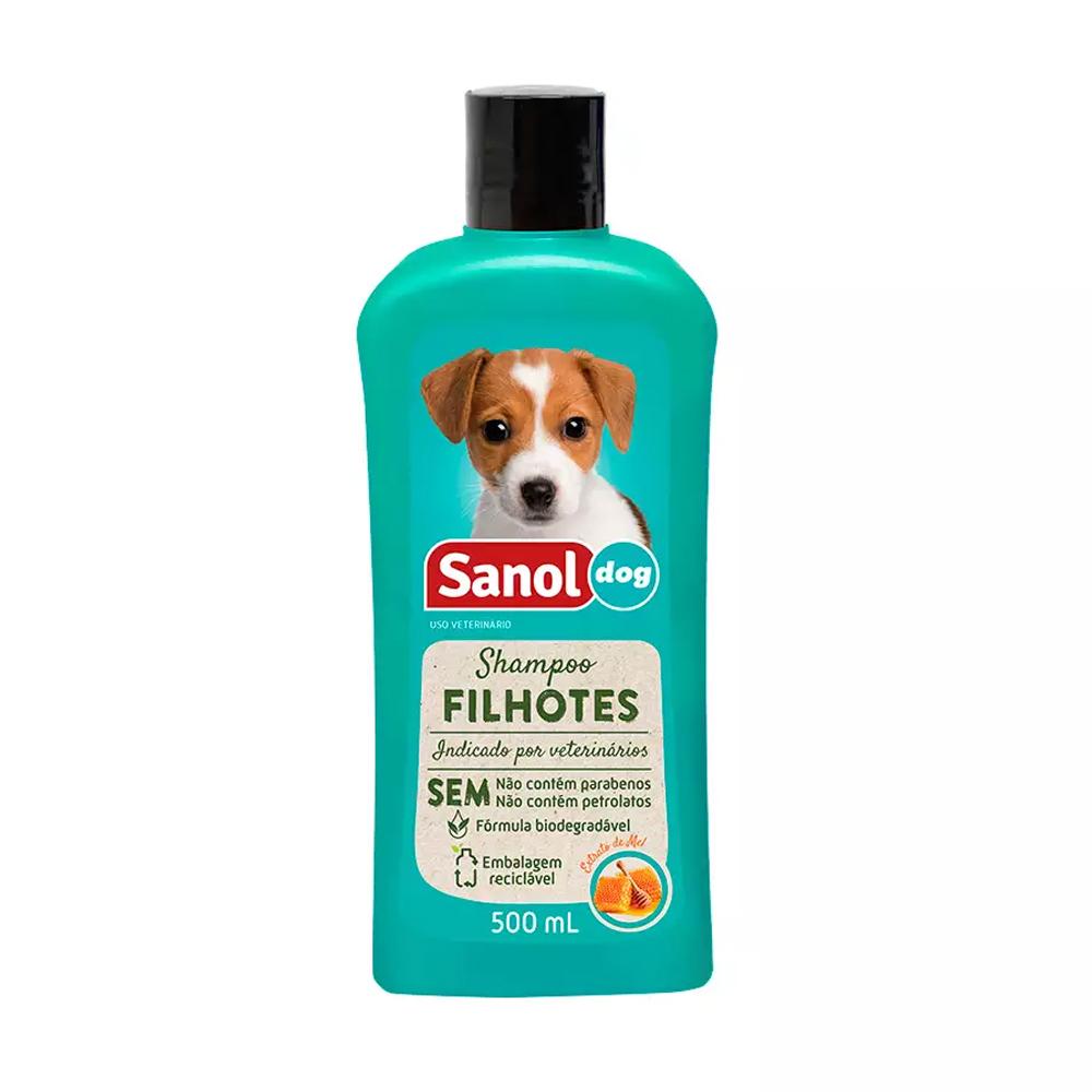 SHAMPOO SANOL FILHOTES 500ML