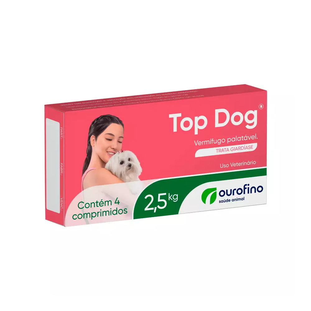 TOP DOG 2,5KG
