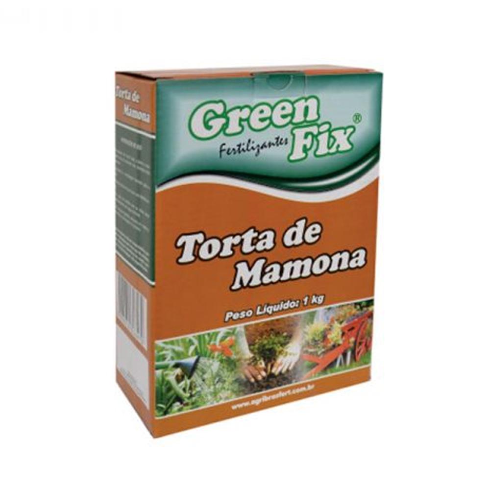 TORTA DE MAMONA 1KG