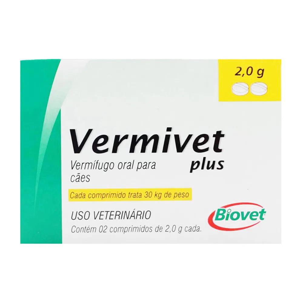 VERMIVET PLUS 2,0G