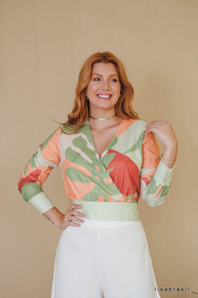 blusa Barbara