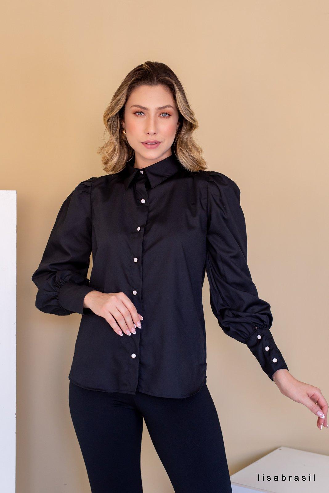 Camisa Jaqueline