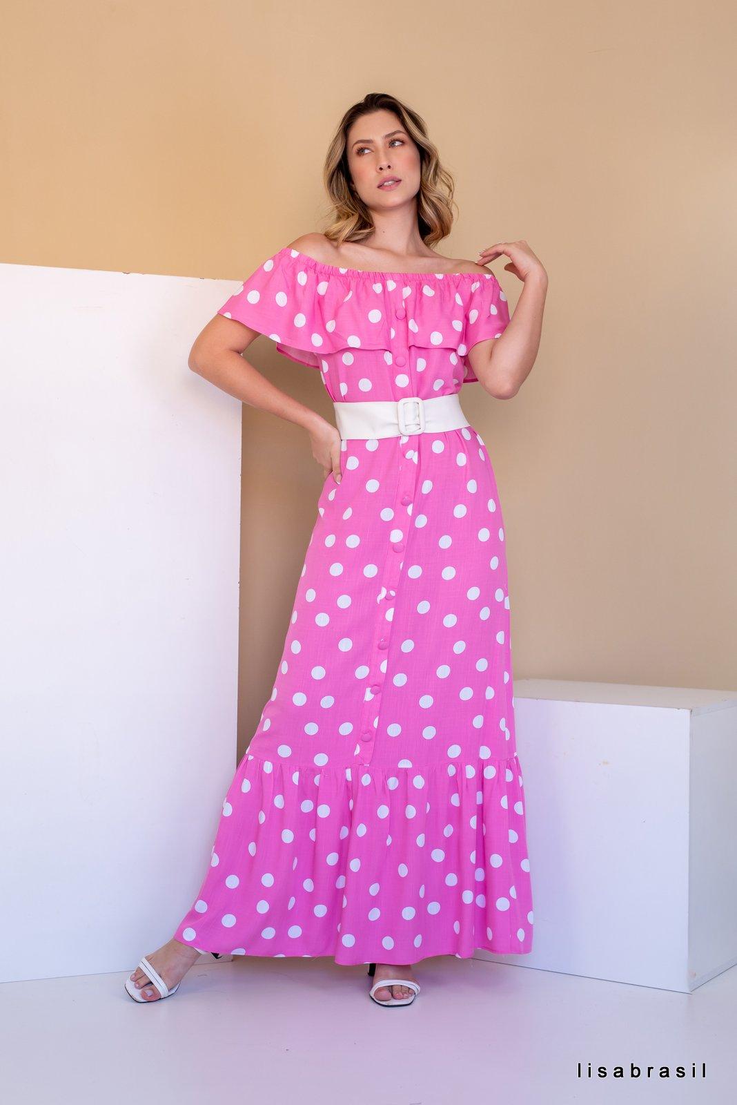 Vestido Maria Eduarda