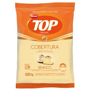 COBERTURA GOTAS BRANCO HARALD 1,050 KG
