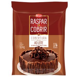 COBERTURA RASPAR/COBRIR AO LEITE 5KG