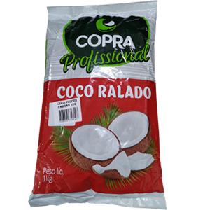 COCO RALADO FLOCOS 1KG COPRA