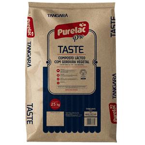 COMPOSTO LACTEO PURELAC TASTE 25KG