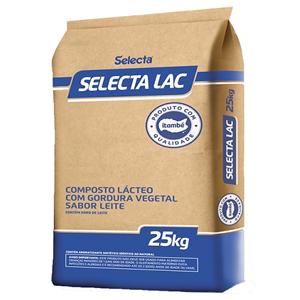 COMPOSTO LACTEO SELECTA LAC 25KG