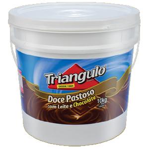 DOCE PASTOSO C/ LEITE E CHOCOLATE 10KG