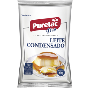 LEITE CONDENSADO 5KG BAG PURELAC