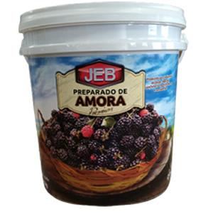 PREPARADO DE AMORA 4,1 KG JEB