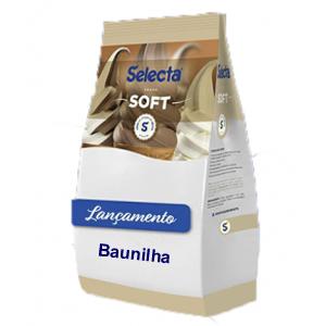 SELECTA SOFT BAUNILHA 800G