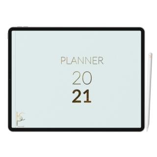 Life Planner Digital | Autocuidado, Planejamento Anual | iPad Tablet | Download Instantâneo