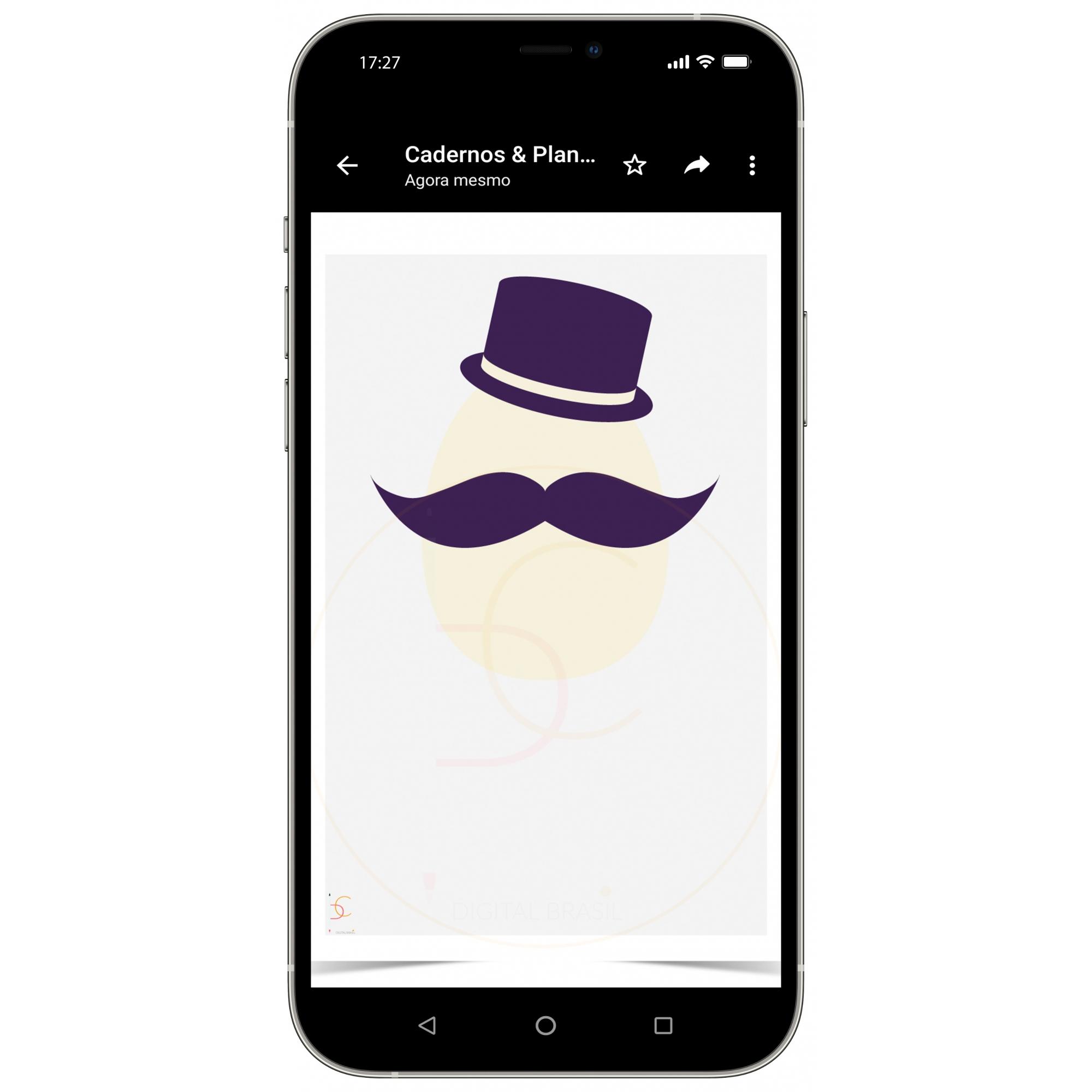 Cartão Digital Feliz Páscoa  WhatsApp   Celular, iPad, Tablet