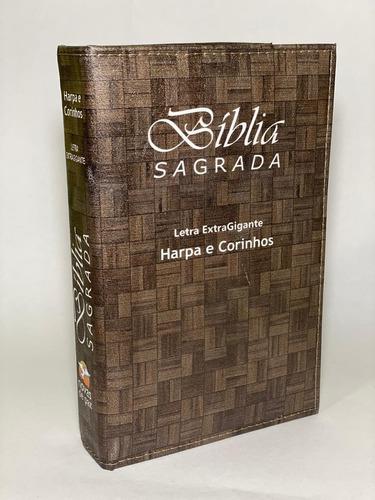 Bíblia Sagrada Personalizada Naa Harpas e Corinhos