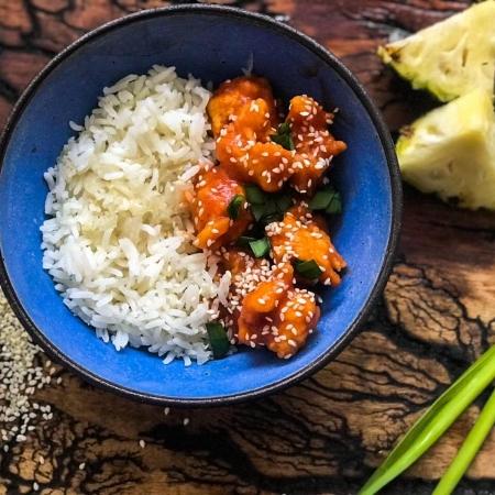 Tofu Agridoce