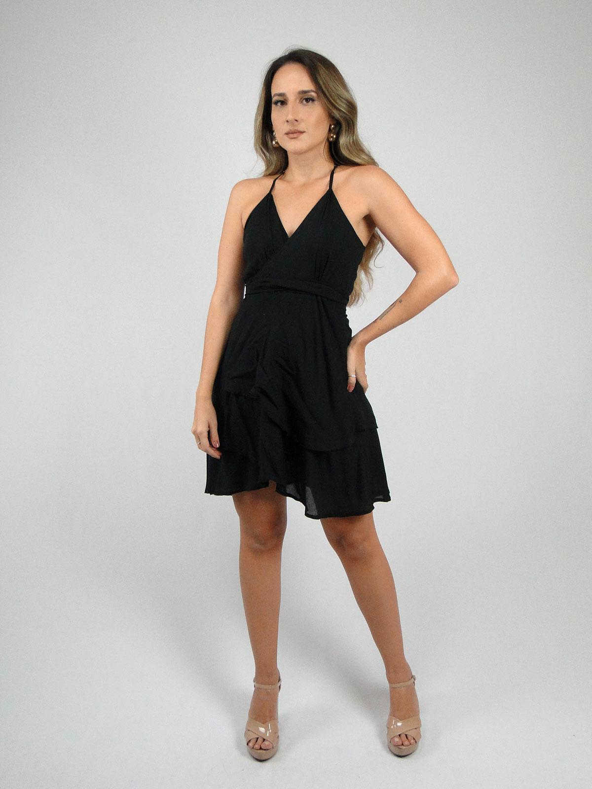 Vestido Multipontas