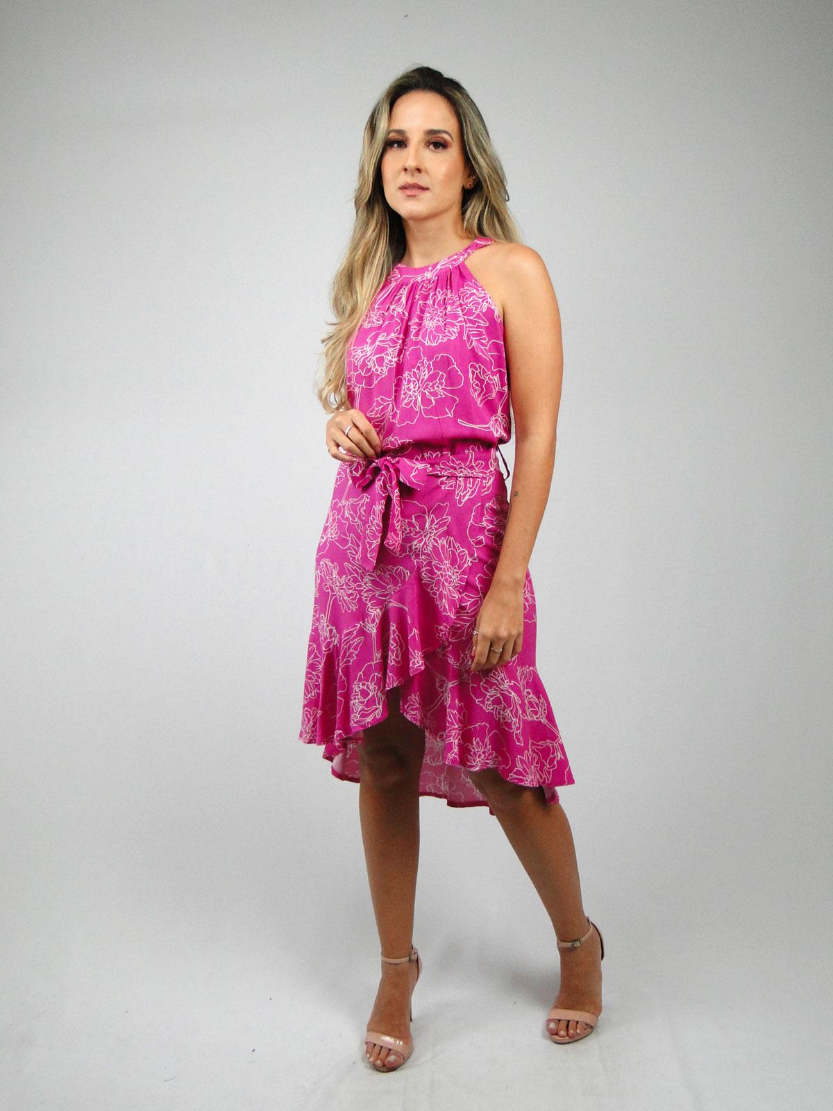 Vestido Transpasse