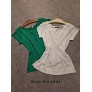 Blusa malha tricot