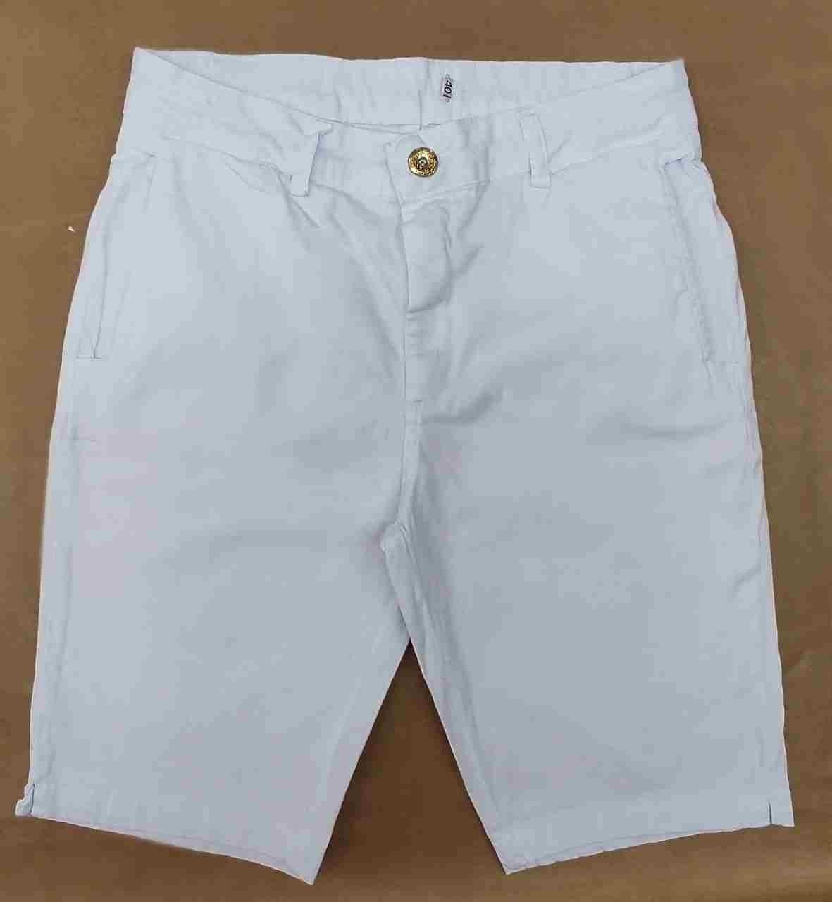 Bermuda algodão color