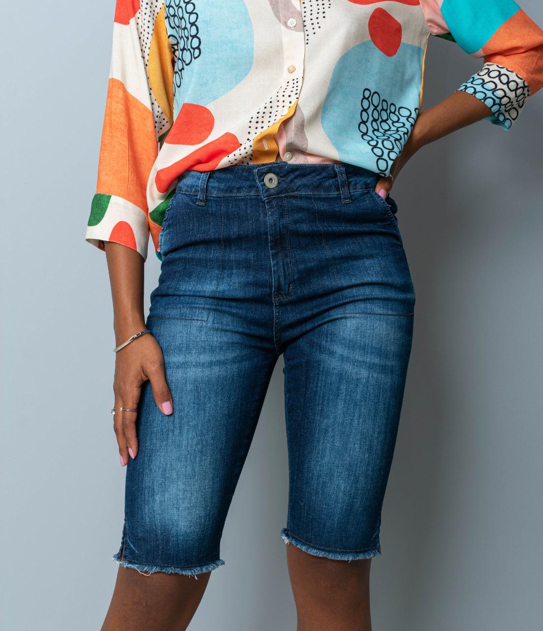 Bermuda Jeans Pojuca