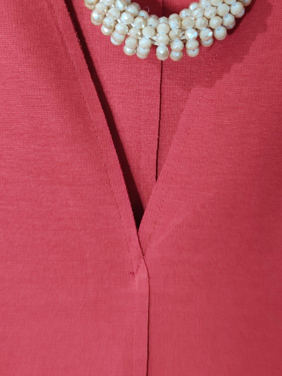 Blusa malha pesada