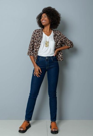Calça Jeans Igarite