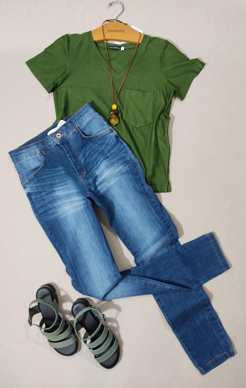 Calça Jeans Liguria