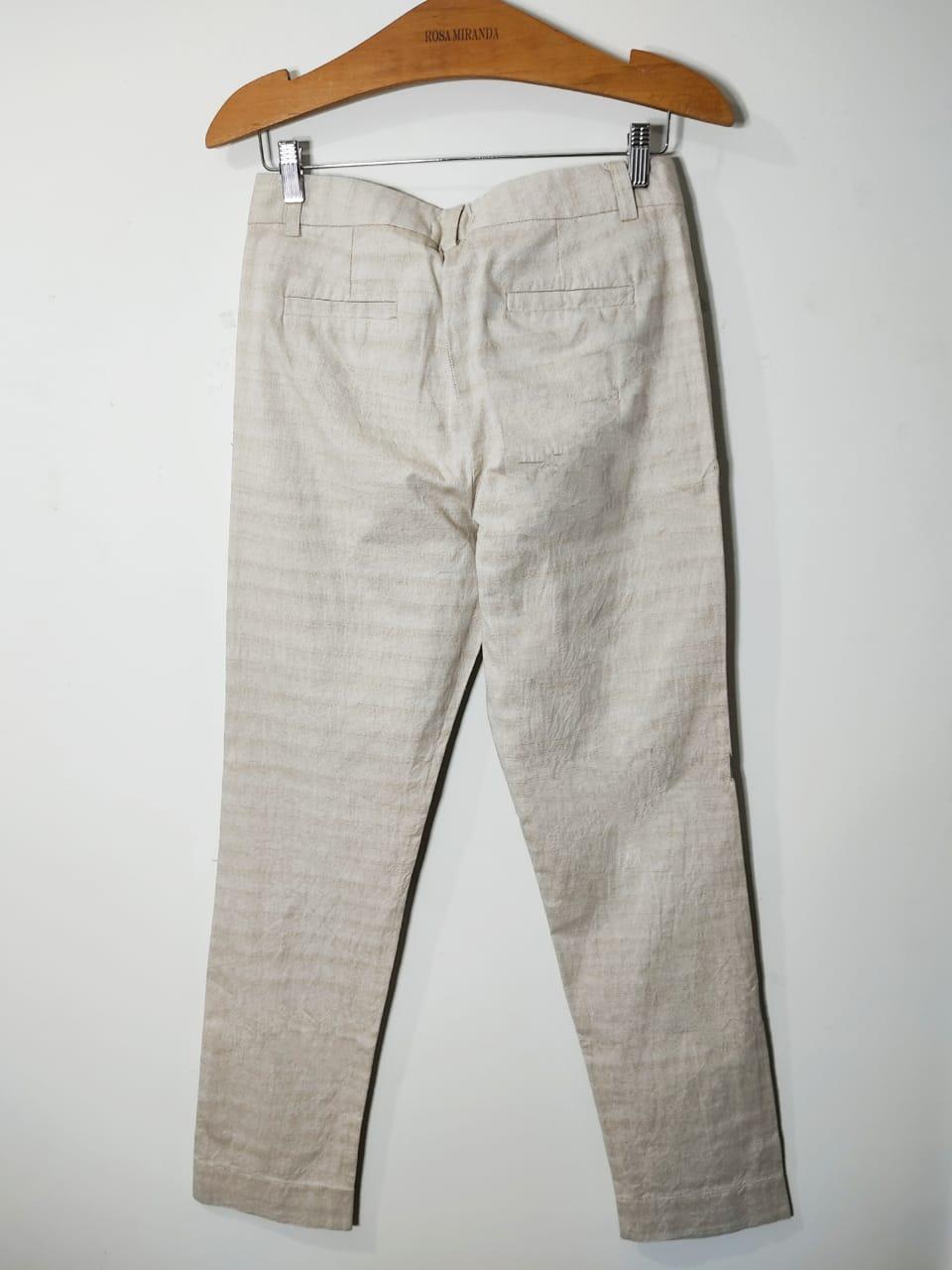 Calça Linho algodão