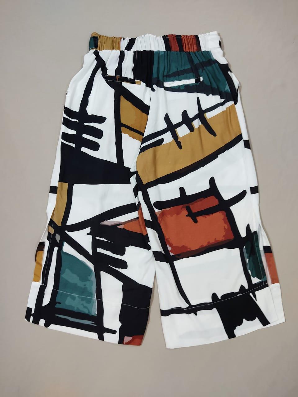 Calça tecido Sardenha