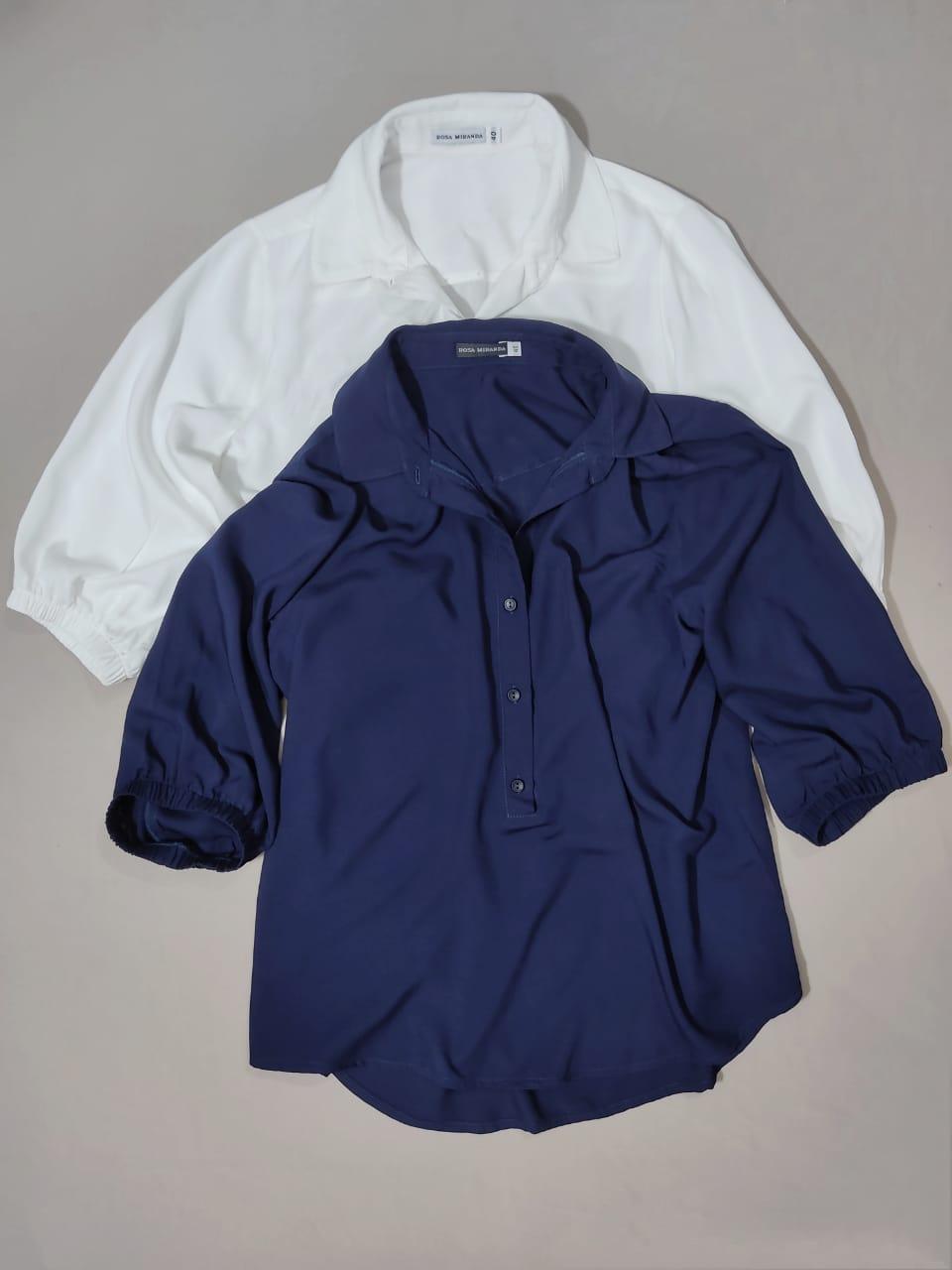 Camisa viscose Genova