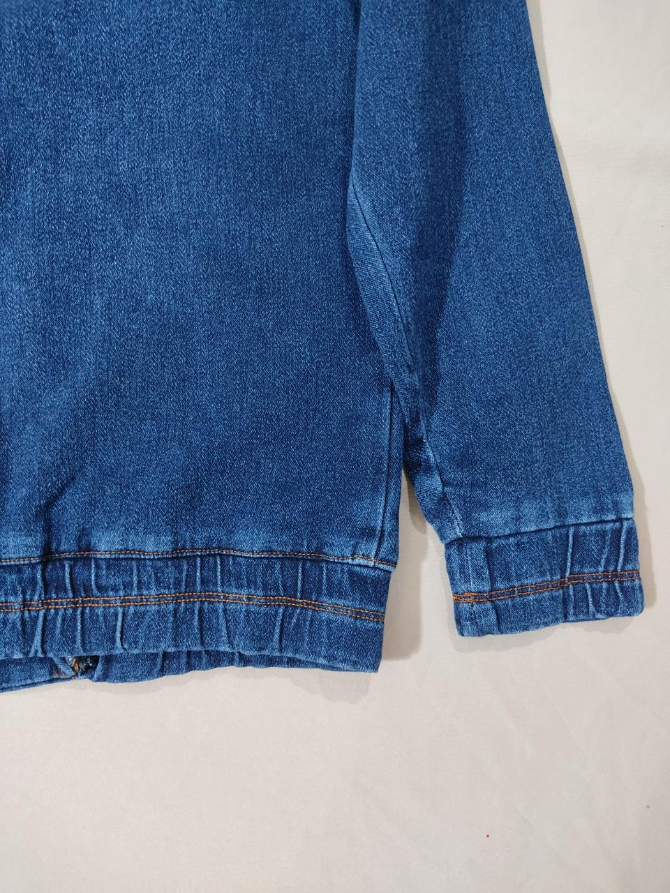 Jaqueta Jeans Macerata
