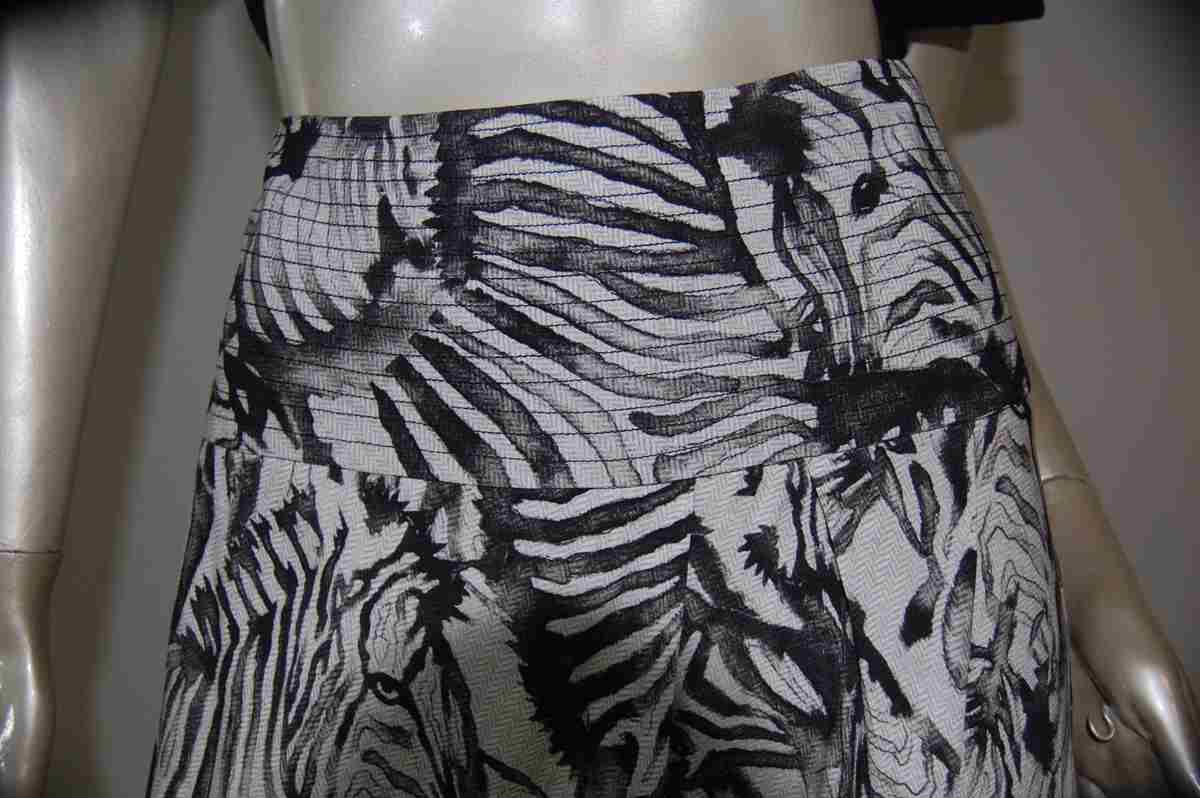 Saia longa zebra