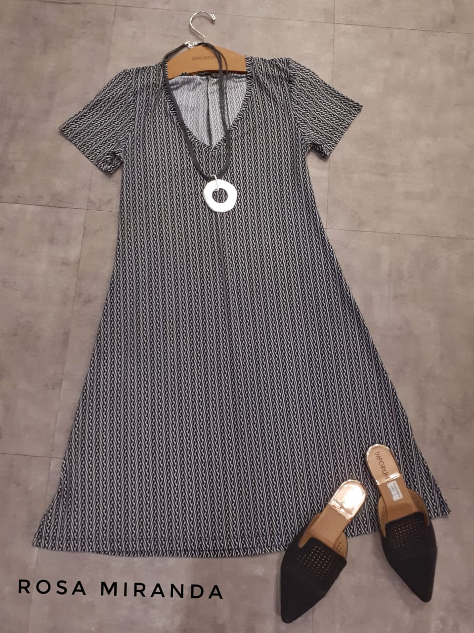 Vestido Jersey