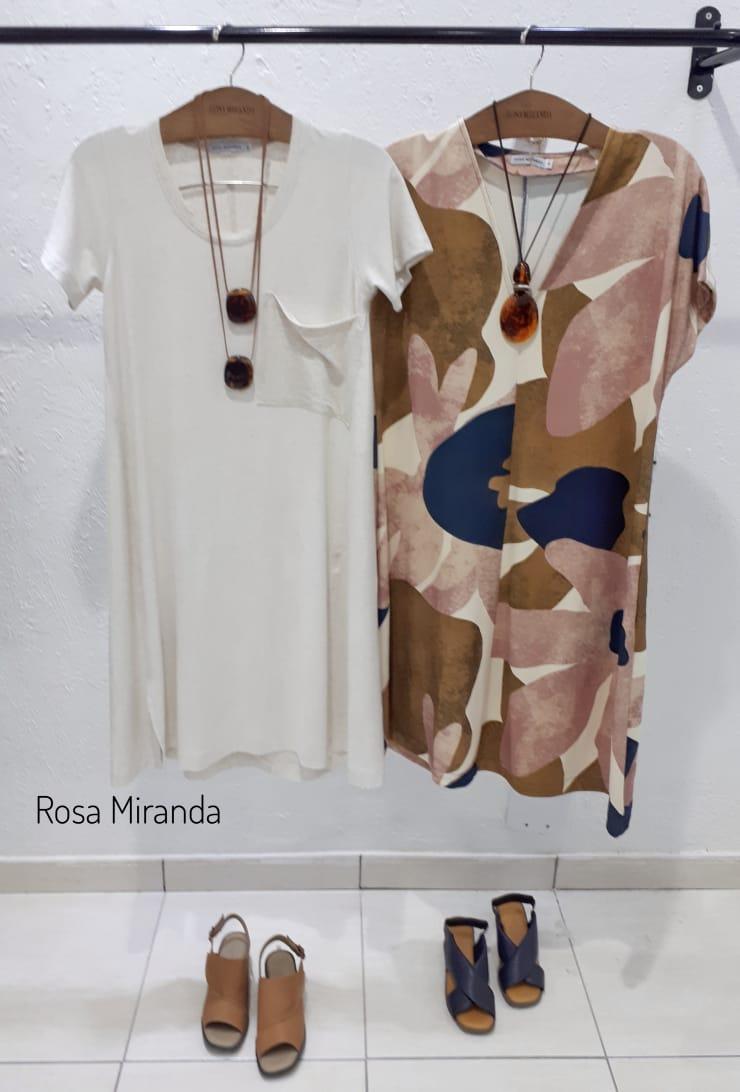 Vestido Malha Ponto Roma
