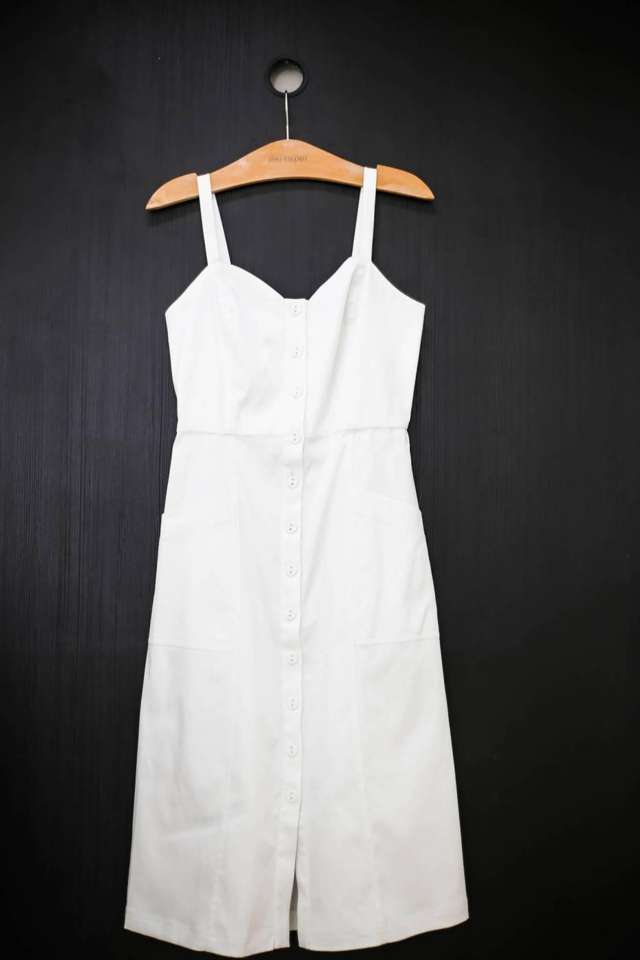 Vestido piquet