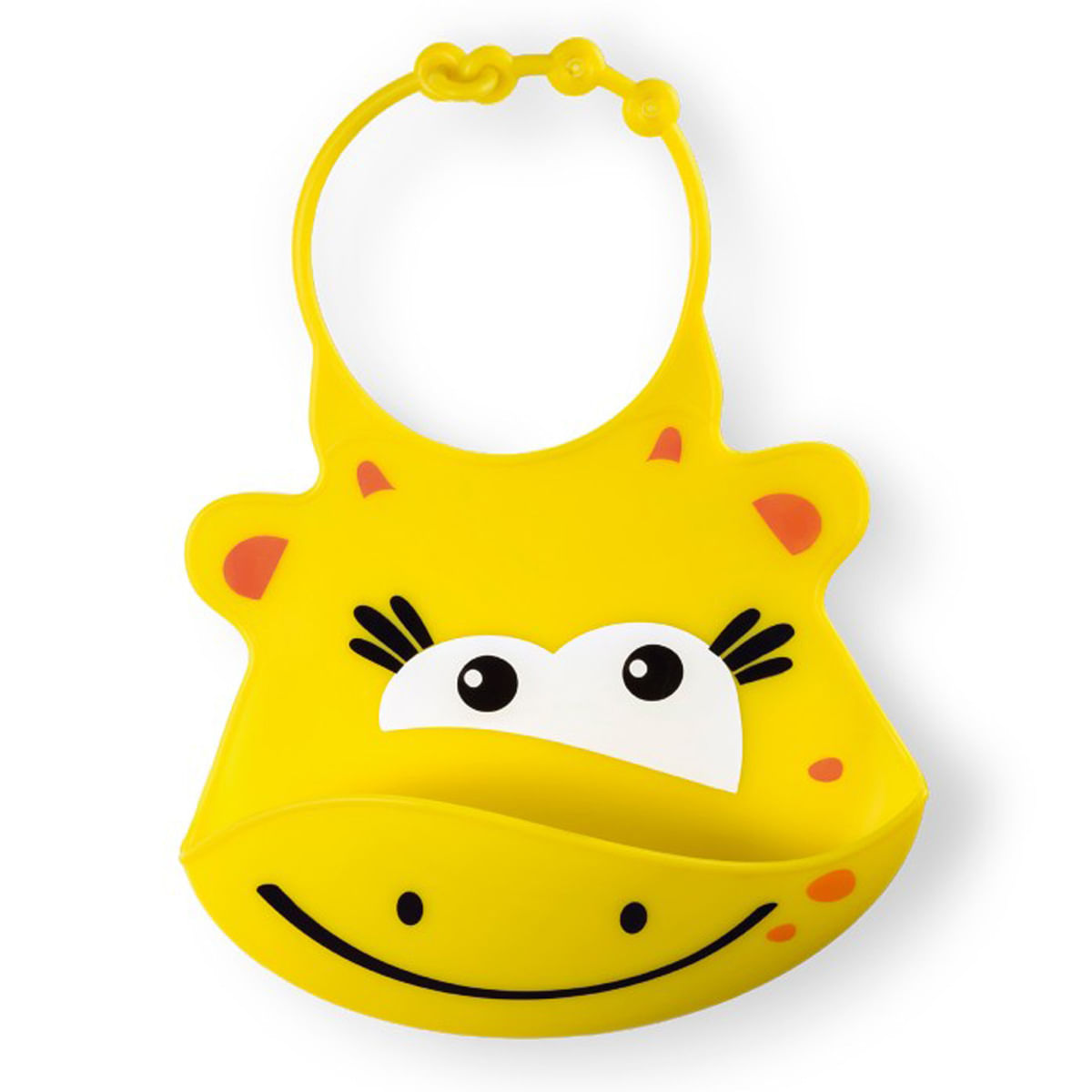 Babador para bebe Sillybib Girafa -Multikids Baby