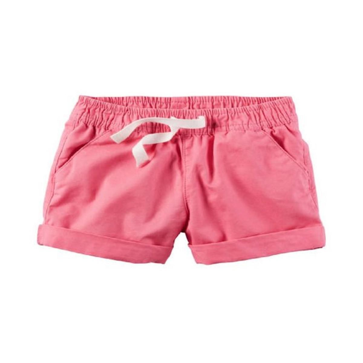Bermuda Short Jeans Rosa Carter´s- Tamanho 4