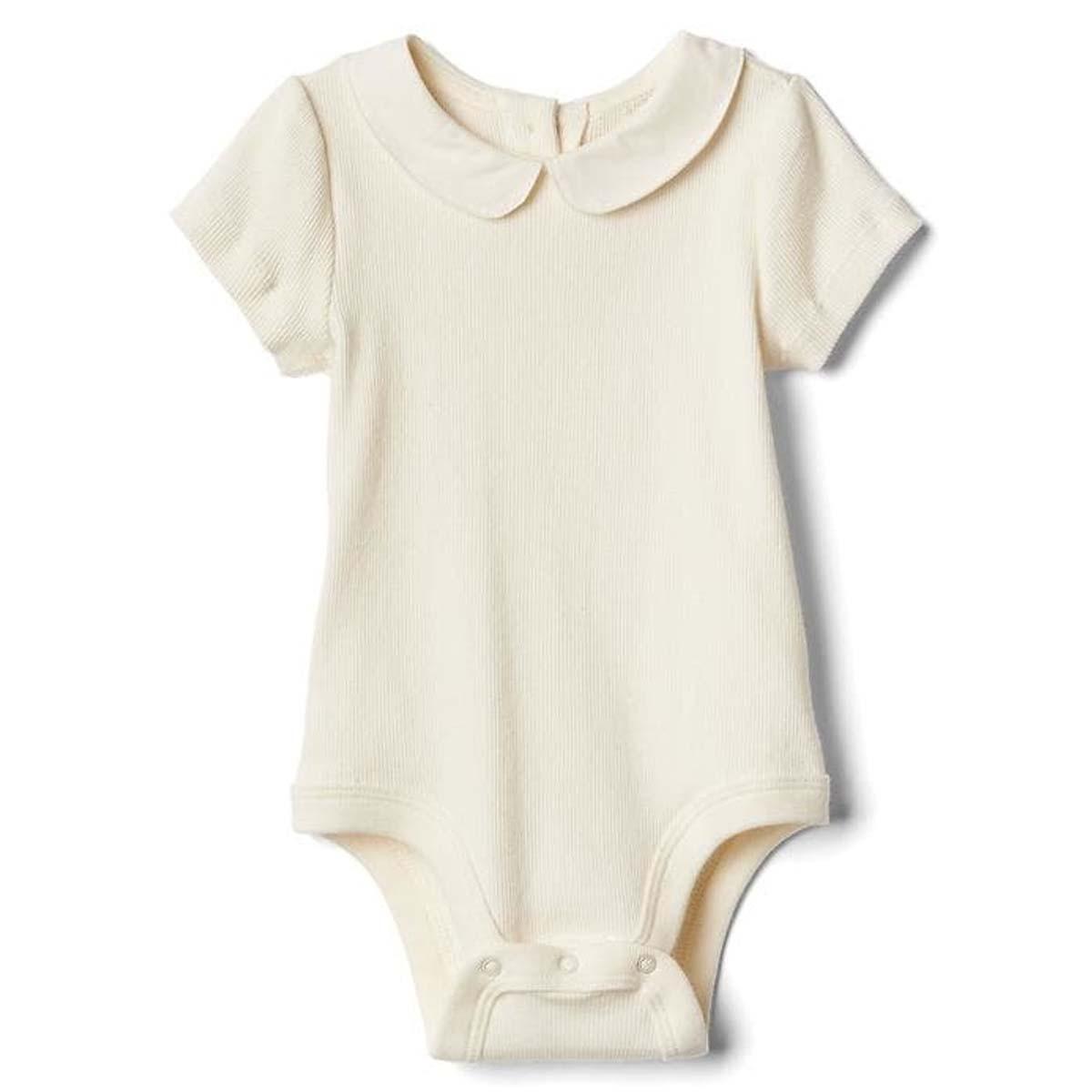 Body Baby Gap com gola- 3 a 6 meses