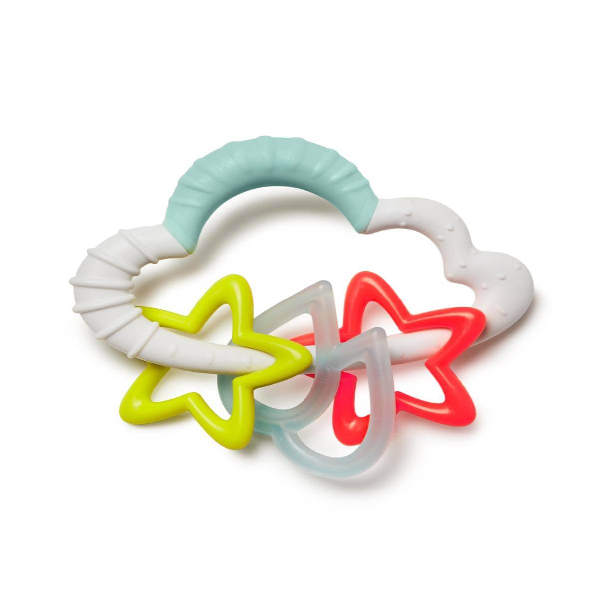 Brinquedo Mordedor Nuvem E Estrelas Skip Hop