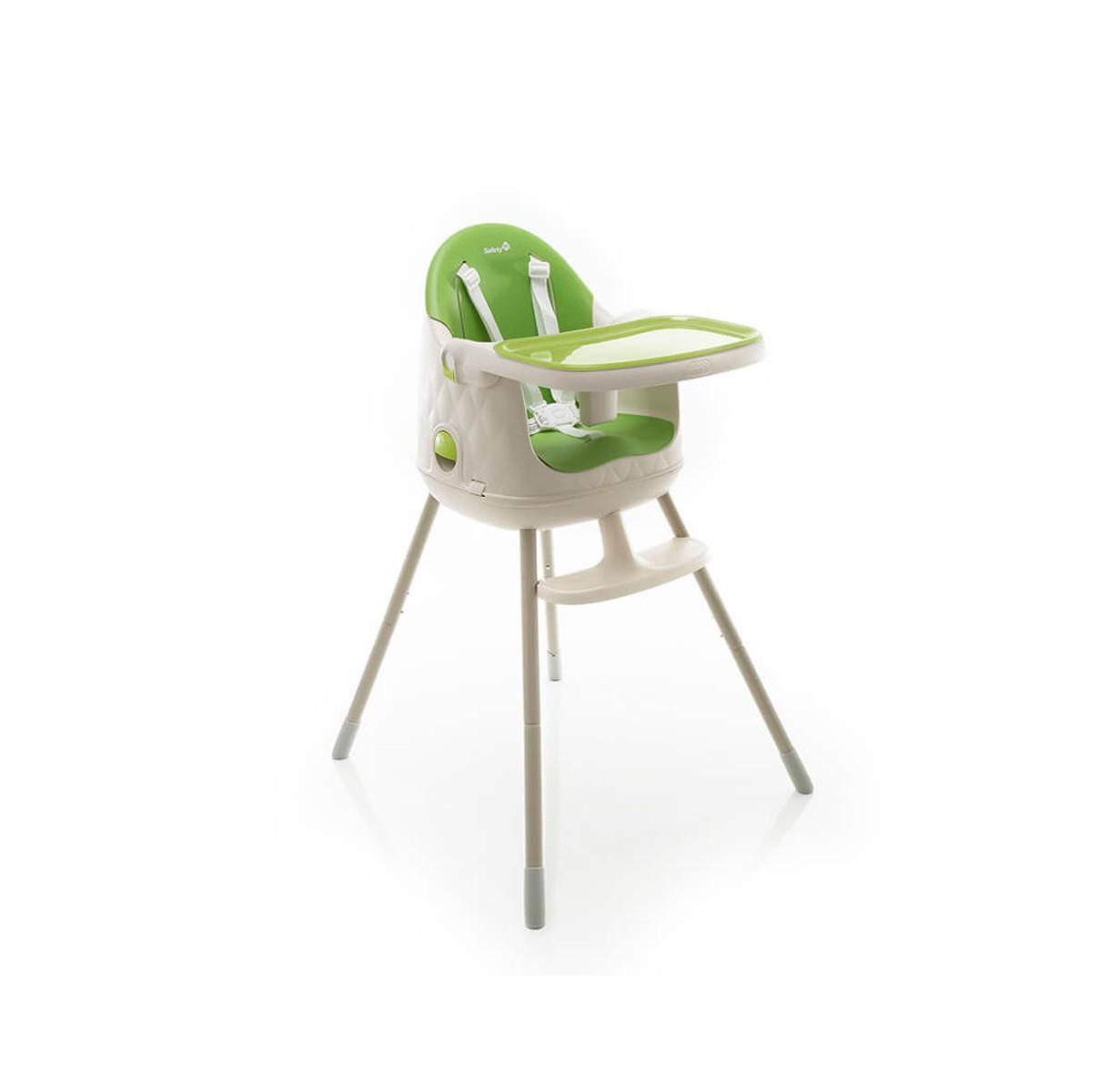 Cadeira De Refeição Jelly verde 6 Meses A 25 Kg Safety 1st