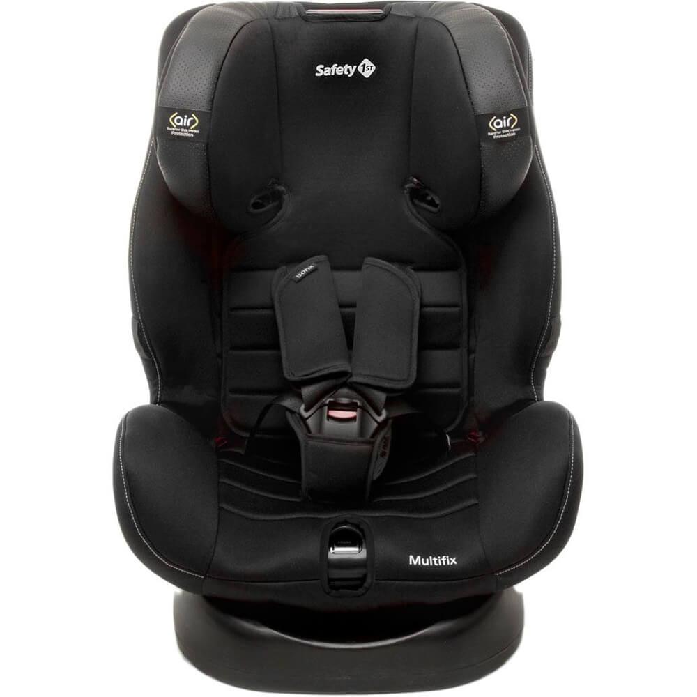 Cadeira para Auto Multifix 0 - 36kg Black Urban - Safety 1st
