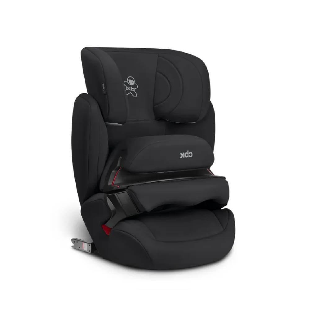 Cadeirinha para carro Aura Isofix - Black -CBX