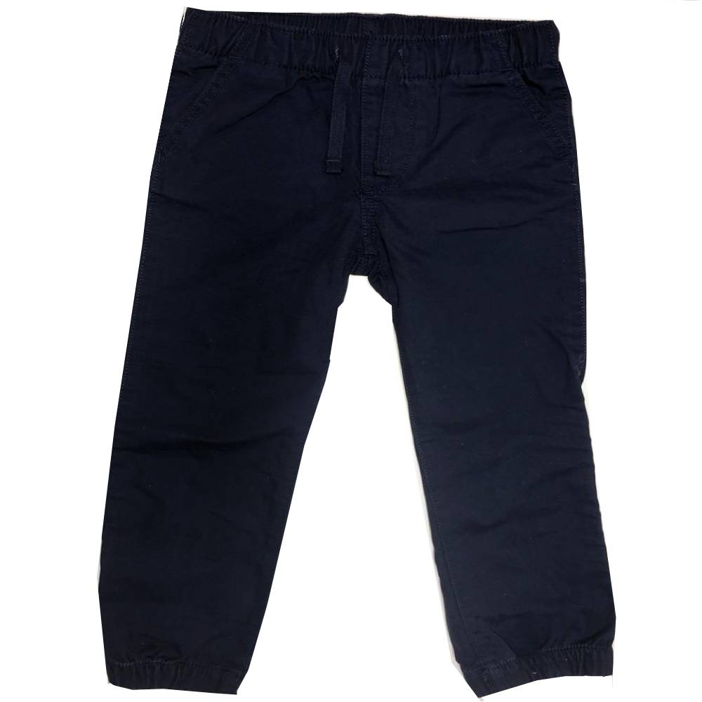 Calça jeans azul com elástico Gap - Tamanho: 5 anos