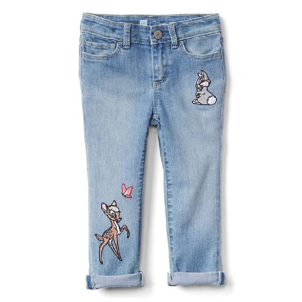 Calça Jeans Bambi Menina - Tamaho 3