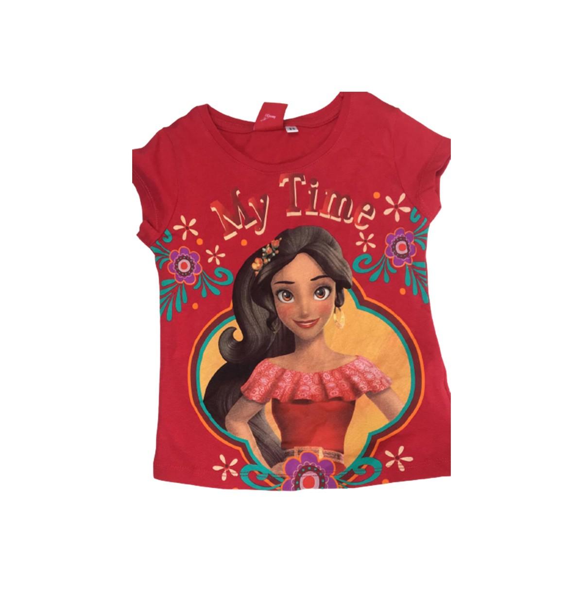 Camiseta Elena Disney - Tamanho 2